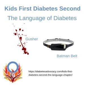 Kids First book review www.diabetesadvocacy.com