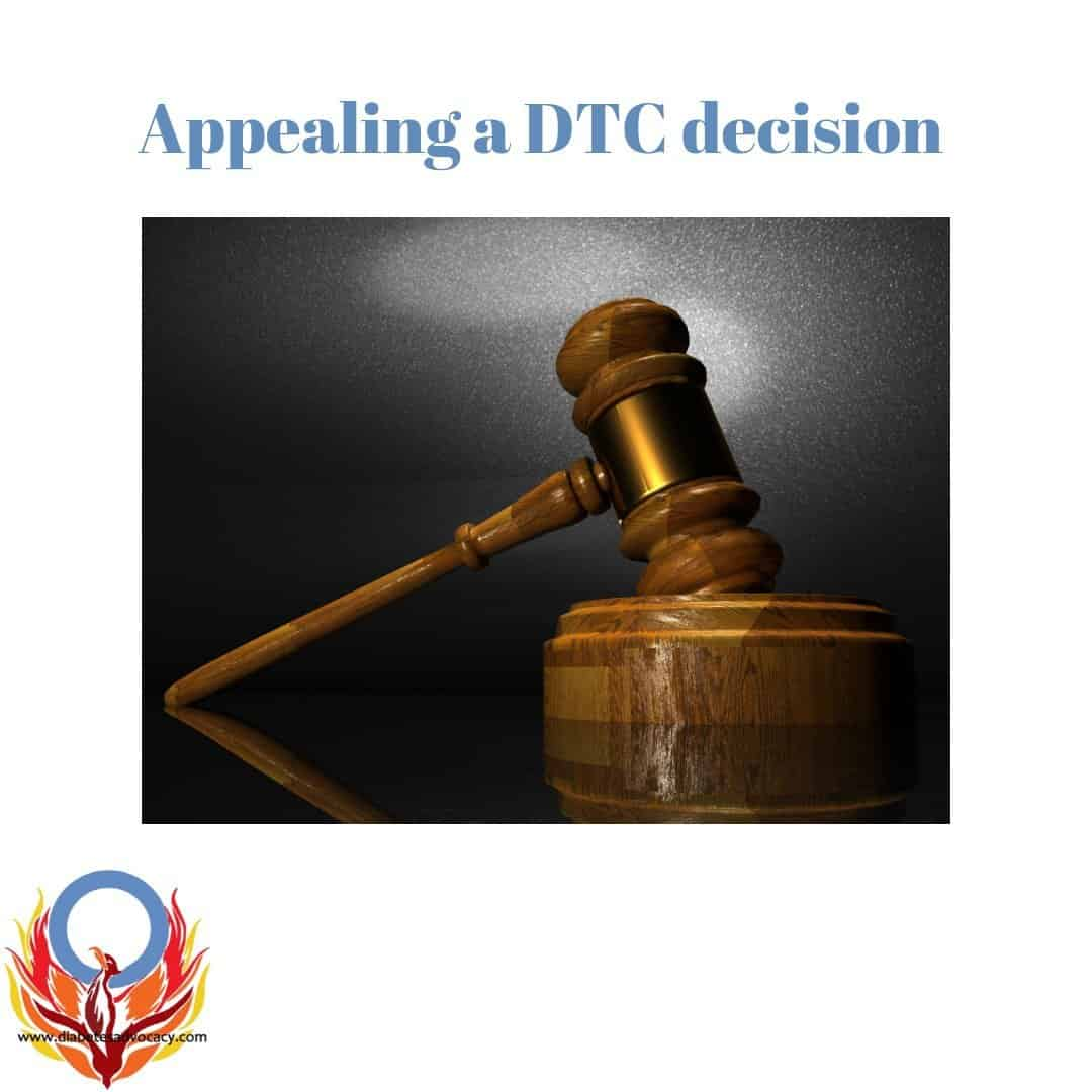 appealing the dtc by wwwdiabetesadvocacycom disability tax credit sample letters