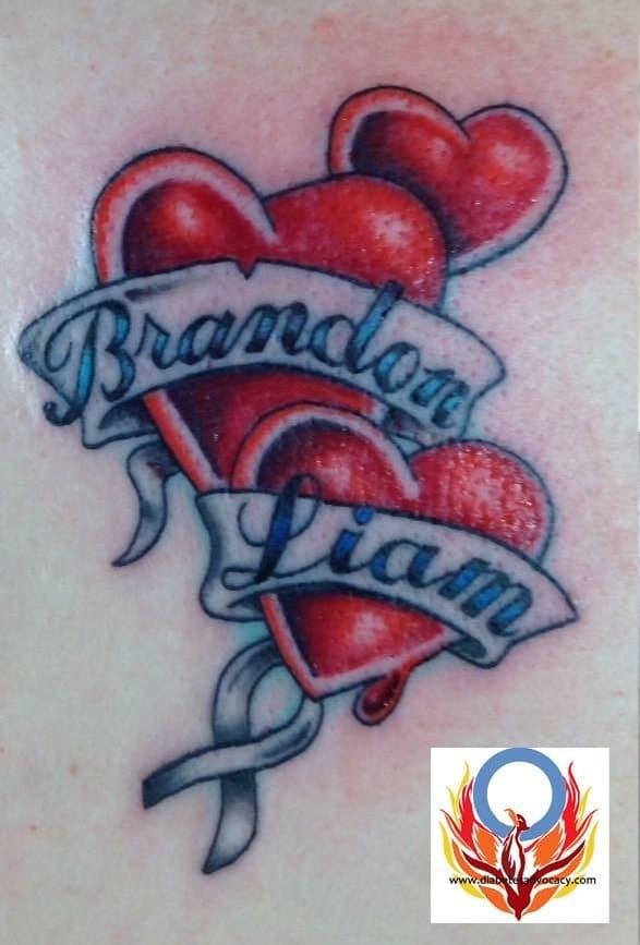 diabetes advocacy tattoo